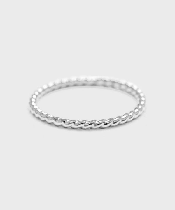 Twisted Stacking Ring - SALT Shop