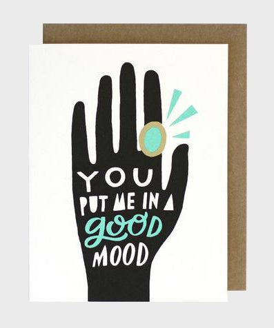 Card  |  Good Mood - SALT Shop