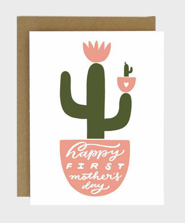 Card  |  First Mother's Day - SALT Shop