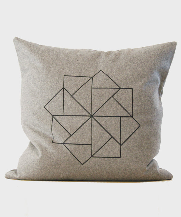 Wool Pillowcase  |  Integrity - SALT Shop