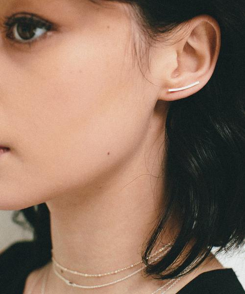 Orbit Ear Climber Studs - SALT Shop