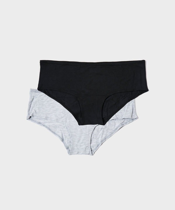 Haven Bamboo Hipster Underwear  |  Assorted 2 Pack