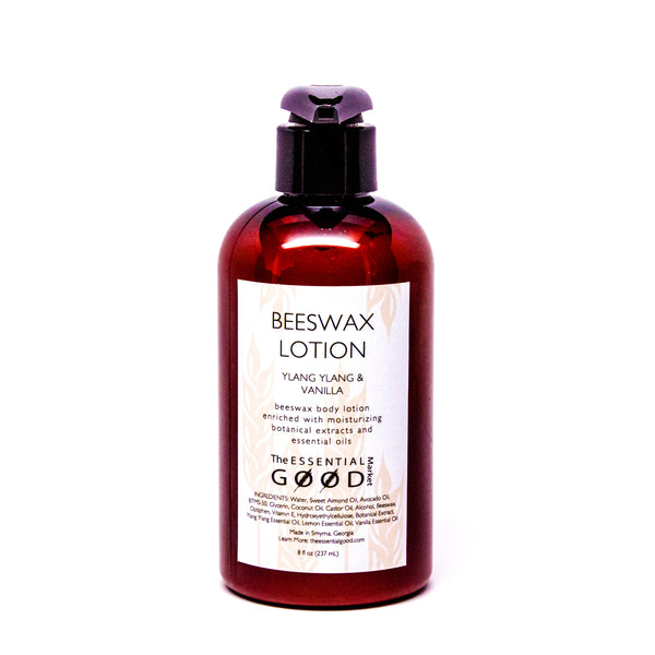 Beeswax Body Lotion