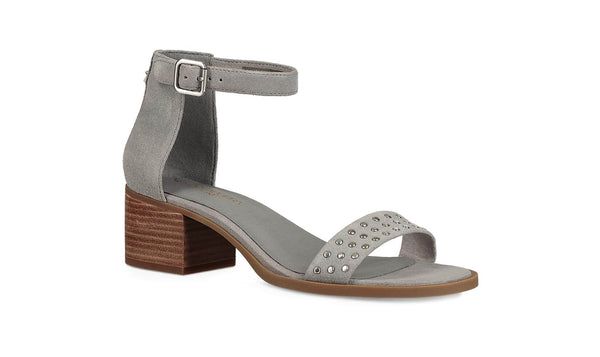 Women Koolaburra by UGG BELLEN Strappy sandal, WILD DOVE, 8