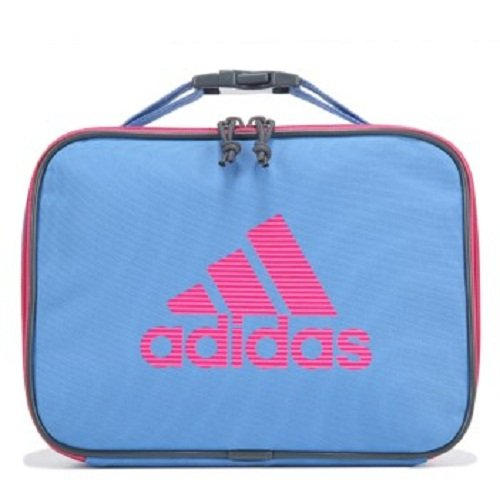 adidas Foundation Lunch Bag, One Size , Blue