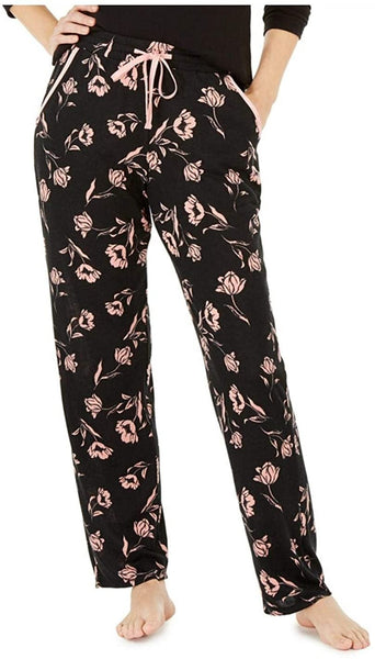 Charter Club Super Cozy Printed Pajama Pants -Graphic Floral