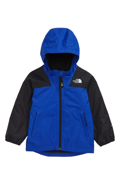 THE NORTH FACE Toddler Warm Storm Hooded Waterproof Jacket |Size - 3T |Blue