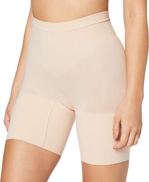 Spanx Women's Mid-Thigh Power Short