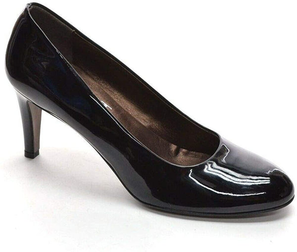 Attilio Giusti Leombruni AGL Pumps Ladies Shoes - Size 7, Black