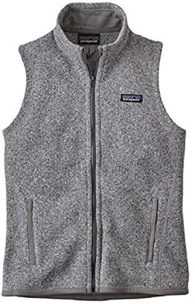 Patagonia Women's Better Sweater Fleece Vest - Birch White