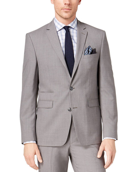 Vince Camuto Men's Slim Fit Stretch Solid Suit Jacket
