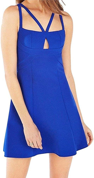 BCBG Max Azria Women's Charlot Double Strap Dress