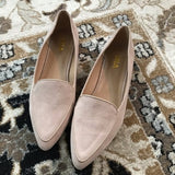 MIA | Niles Natural Champagne EMMY Flats, Nude-Soft Tan, 7.5