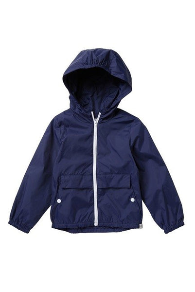 Sovereign Code Toddler December Windbreaker| Size - 5 | Blue