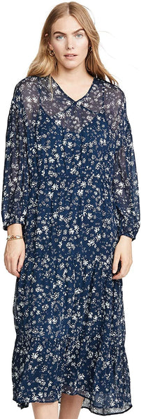 Free People Women's WallFlower Midi Dress