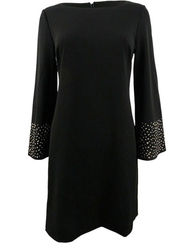 Jessica Howard Long Sleeve Shift Dress