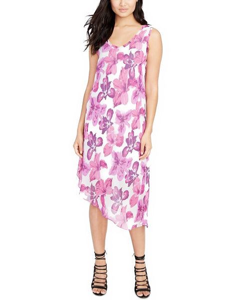 RACHEL Rachel Roy Asymmetrical Hem Tank Dress