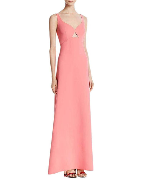 Jill Jill Stuart Women's Gown with Keyhole