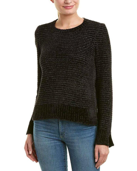 Design History Metallic Textured Sweater