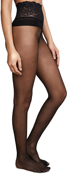 Commando Women's The Sexy Sheer Tights, Medium, Black