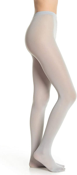 WOLFORD Velvet De Luxe Opaque Tights, ARCTIC GREY, M