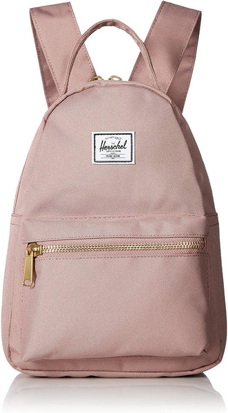 Herschel Nova Backpack, Ash Rose, Mini 9L