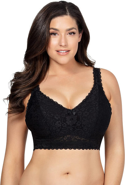 PARFAIT Women's Adriana Lace Bralette with J-Hook P5482