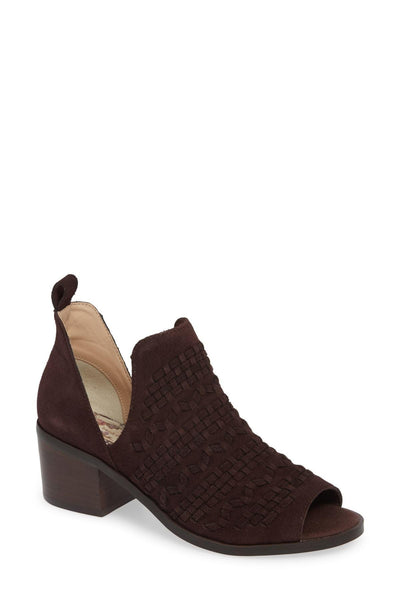 Band of Gypsies Women's Come Back Bootie - Size 10, Brown