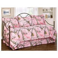 AP Pink Camouflage Daybed Set