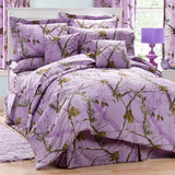 Image of AP Lavender Camo Bed In A Bag