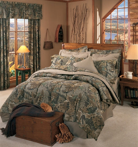 Advantage Classic Camo Square Pillow