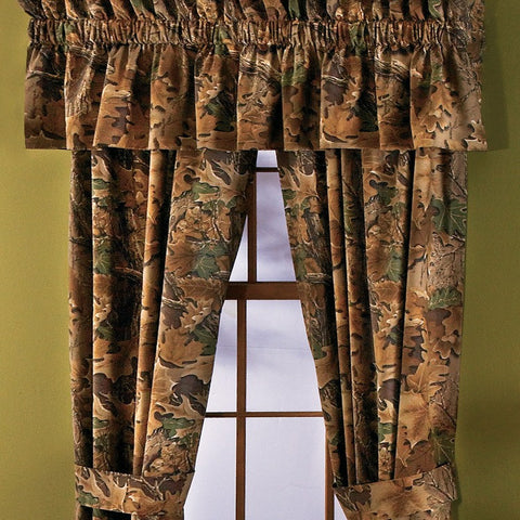 Advantage Classic Camo Window Treatment