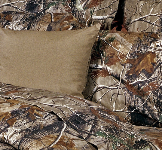 All Purpose Camo Square Pillow