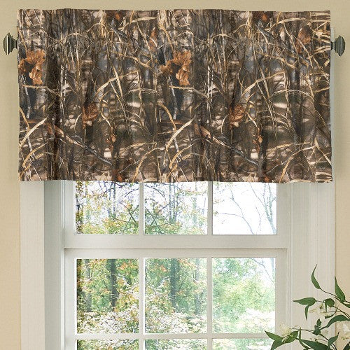 Max-4 Camo Window Treatments