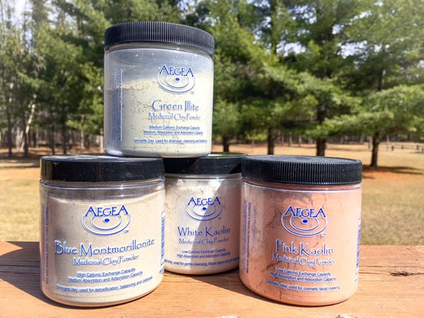 Pink Kaolin Clay