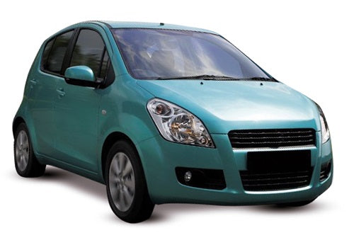 Suzuki Splash Hatchback 2008-2012