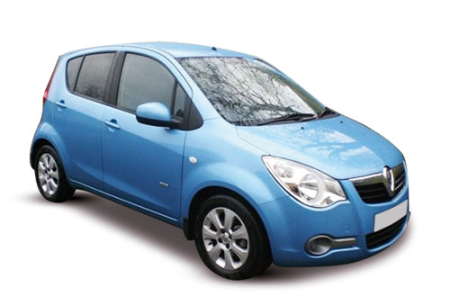 Vauxhall Agila Estate 2008-2015