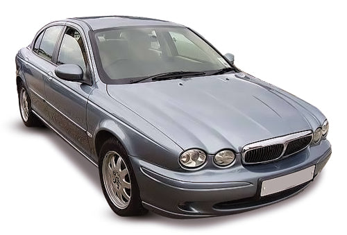 Jaguar X-Type Saloon 2001-2008