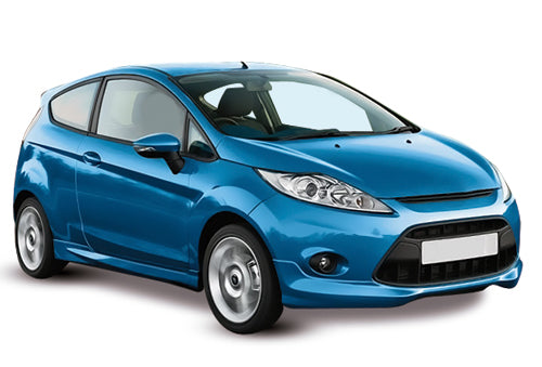 Ford Fiesta 3 Door Hatchback 2008-2012