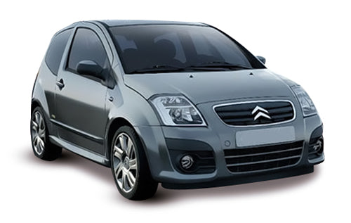 Citroen C2 Hatchback 2008-2010
