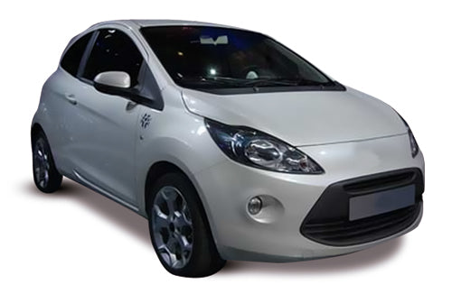 Ford Ka Not Sportka Hatchback  Bonnet