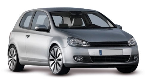 Volkswagen Golf 3 Door Hatchback 2009-2012