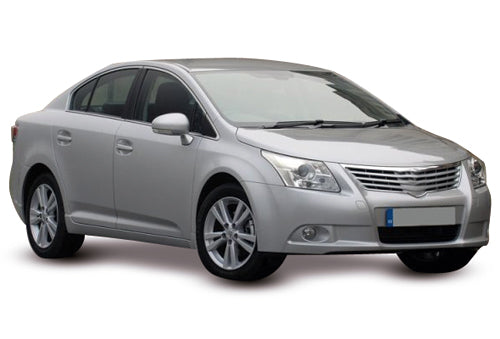 Toyota Avensis (Not Verso) Saloon 2009-2011