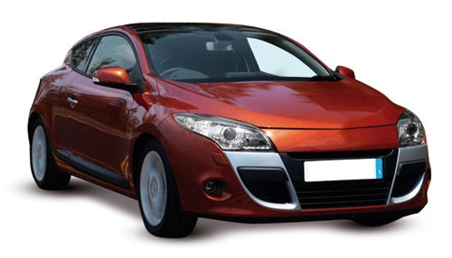 Renault Megane Coupe 2009-2012