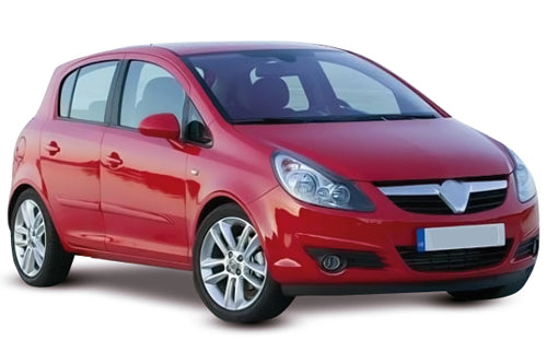 Vauxhall Corsa 5 Door Hatchback 2006-2011