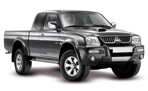 Mitsubishi L200 Pick Up 2000-2006