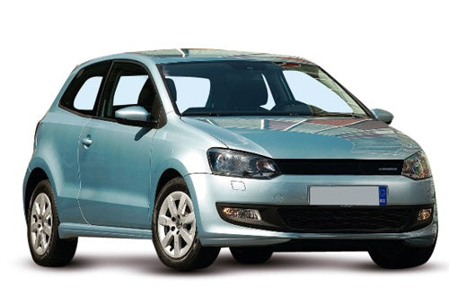 Volkswagen Polo 3 Door Hatchback 2009-2014