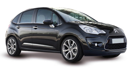 Citroen C3 5 Door Hatchback 2010-2013