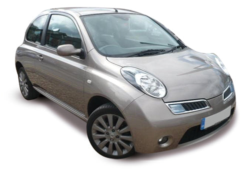 Nissan Micra 3 Door Hatchback 2008-2010