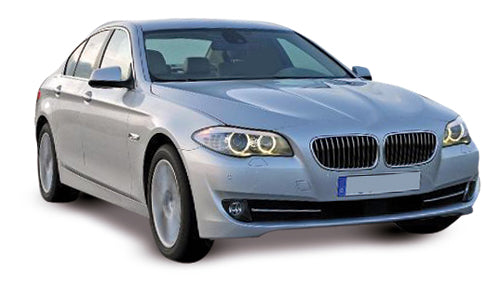 BMW 5 Series Saloon 2010-2013